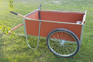 The Big Garden Cart by Homestead