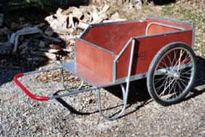 The Classic Yard Cart